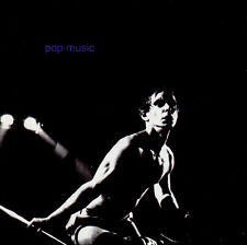 IGGY POP / POP MUSIC - featuring LOCO MOSQUITO,I'M BORED & NEW VALUES