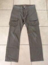 ESPRIT  Sage/Khaki  Cargo Pants     Size 33 ( ~35 )