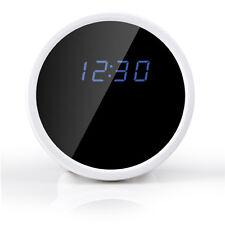 Cámara Espía 720P Android/iPhone APP de vídeo inalámbrica Wifi H.264 HD Mini Despertador