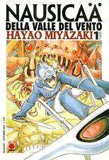 NAUSICAA della valle del vento 1/7 Serie COMPLETA Planet Manga Hayao Miyazaki