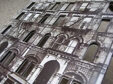 Led Zeppelin Physical Graffiti UK 1st Issue LP NO WB Logo Complete Nice Press!!