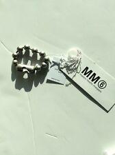 NWT Maison Martin Margiela MM6 Ball chain belt bracelet UY0049 brass made Italy