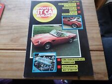 Sports & Kit Car Builder JULY 1983 BAGHEERA  ASTON MORGAN   VINTAGE RETRO