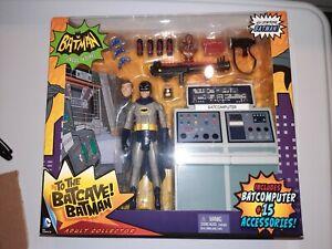 Batman 1966 Classic TV Series To The Batcave Batphone Batarang Batcomputer NEW