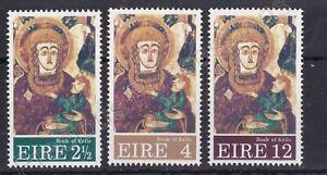 UMM MNH STAMP SET 1972 IRELAND EIRE CHRISTMAS SG 320-322