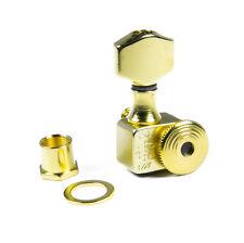 Sperzel Trimlok EZ-Mount 7 String Gold Plate locking tuners - No Drilling!