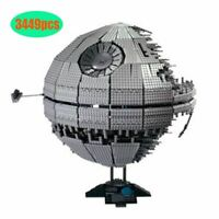 05026 3449pcs Star Wars Plan Series Force Waken Death Star Building Block Bricks