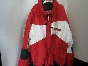 Vintage SKI DOO  Bombardier     jacket    size   S