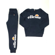 Ellesse Jero Suit Junior - Navy