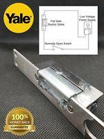 Yale Electric Strike Door Lock + Bonus
