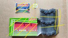 #eBayDonaPerTe SUBBUTEO 61170 170 Crowd Barrier + Catalogo + Tagliando NUOVO!