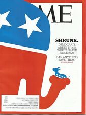 TIME MAGAZINE OCTOBER 2 2017 CAN ANYTHING SAVE THE DEMOCRATS PUMPKIN SPICE CRAZE