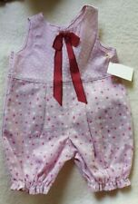 Rompers, Overall, for 33-38 cm Bears, Ein Must Have