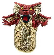 The Puppet Company - Baby Dragons in Eggs - Red Baby Dragon Puppet