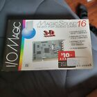I/O Magic MagicSound 16 Bit PnP 3D Audio Sound Card New Sealed