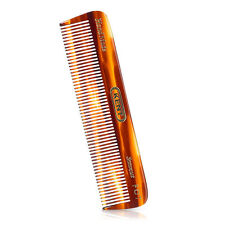 Kent FOT 113mm Handmade Sawcut Small Mens Fine Toothed Styling Pocket Comb