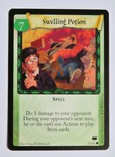 Harry Potter Swelling Potion 72/80 Promo Trading Card Excellent Wizards Rare