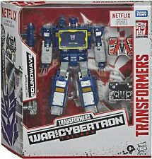 TRANSFORMERS WAR FOR CYBERTRON WM EXCLUSIVE NETFLIX SOUNDWAVE 3-PACK, IN HAND!!