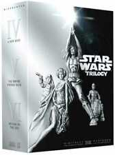 Star Wars Trilogy:DVD, 2004, 4-Disc Set, WIDE SCREEN, FREE SHIPPING, NEW.