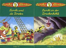 Lurchis Abenteuer / 154 155 und 156 Folge