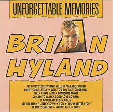 Brian Hyland ~ Unforgettable Memories
