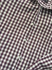 Unbranded Classic Fit Single Cuff Formal Shirts for Men