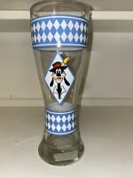 Disney Parks Epcot World Showcase Germany Beer Glass GOOFY Tumbler Prost!