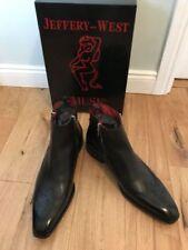 Jeffery~West Zip Chelsea, Ankle Boots for Men