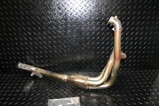 2001 Triumph Sprint RS 955i EXHAUST PIPE HEADERS