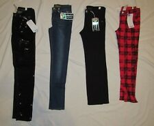 New Justice Girls Size 10 10.5 Plus 14 14S Simply Low Knit Jeggings/Pants Pick 1