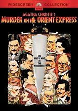 Murder on the Orient Express (DVD, WS, 2013) NEW