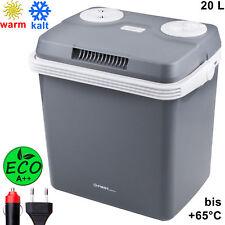20 L Kühlbox 12V, 230V Stecker, Mini-Kühlschrank, Thermoelektrische Warmhaltebox