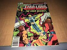 Marvel Spotlight on Star-Lord 1980 Marvel Comic Book #6 Saga Begins EF