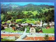 suisse ,champéry ,station ,(valais) ,vue générale en 1968