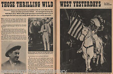 St. Louis World's Fair & Wild West Show+Carver,Cody,Mix,Mulhall,Pickett,Rogers,