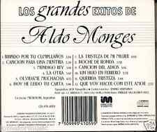 RARE 60s 70s ALDO MONGES brindo por tu cumpleaños NOCHE DE RONDA canciondeladios