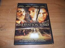 Reservation Road (DVD Movie, 2008) Joaquin Phoenix Mark Ruffalo Mira Sorvino NEW