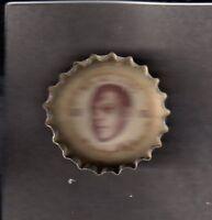 1960's Coca Cola COKE Bottle Cap #C 69 Willie Davis GB