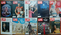 Lot 20 1965 LIFE Mags Johnson JFK Lindsey Hawaii Alaska Vietnam Rivera Watts -A