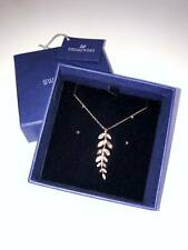 Swarovski Mayfly Rose Gold Necklace