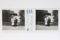 Suisse Lucerna Davanti Il Leone Foto Stereo T2L9n5 Placca Da Lente Vintage