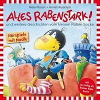 RABE SOCKE - ALLES RABENSTARK!...UND WEITERE GESCHICHTEN  CD NEU
