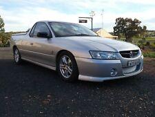 2005 Holden VZ Ute 6SP Manual 117000Ks 10 months NSW Rego Country Car 3rd Owner
