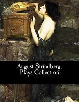 August Strindberg, Plays Collection, Paperback by Strindberg, August, Like Ne...