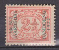 Nederlands Indie 151 MLH Netherlands Indies JAARBEURS BANDOENG 1922