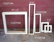 Custom Stretcher Bars for Art Paintings or photos canvas Wooden Frame