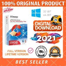 ✔✔✔⭐ Ccleaner Professional 2021 PC Cleaner and Optimization - LifeTime key  ✔✔✔