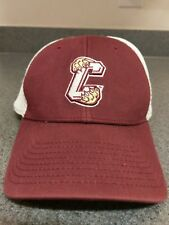 COLLEGE OF CHARLESTON COUGARS THE GAME FITTED HAT CAP FLEX FIT OSFM