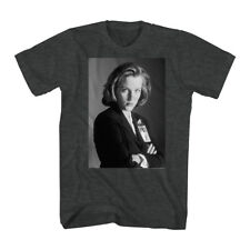 The X Files Science Fiction Tv Show Scully Photo Adult T Shirt