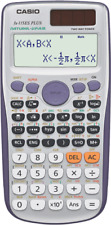 Used Casio Fx 115es Plus Scientific Calculator Calculator Only